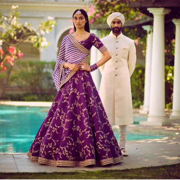 Sabyasachi's latest collection is vibrant and mesmerizing