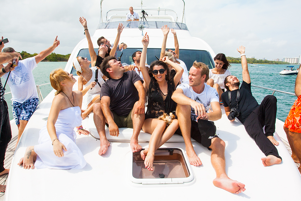 Yacht Charter & Events