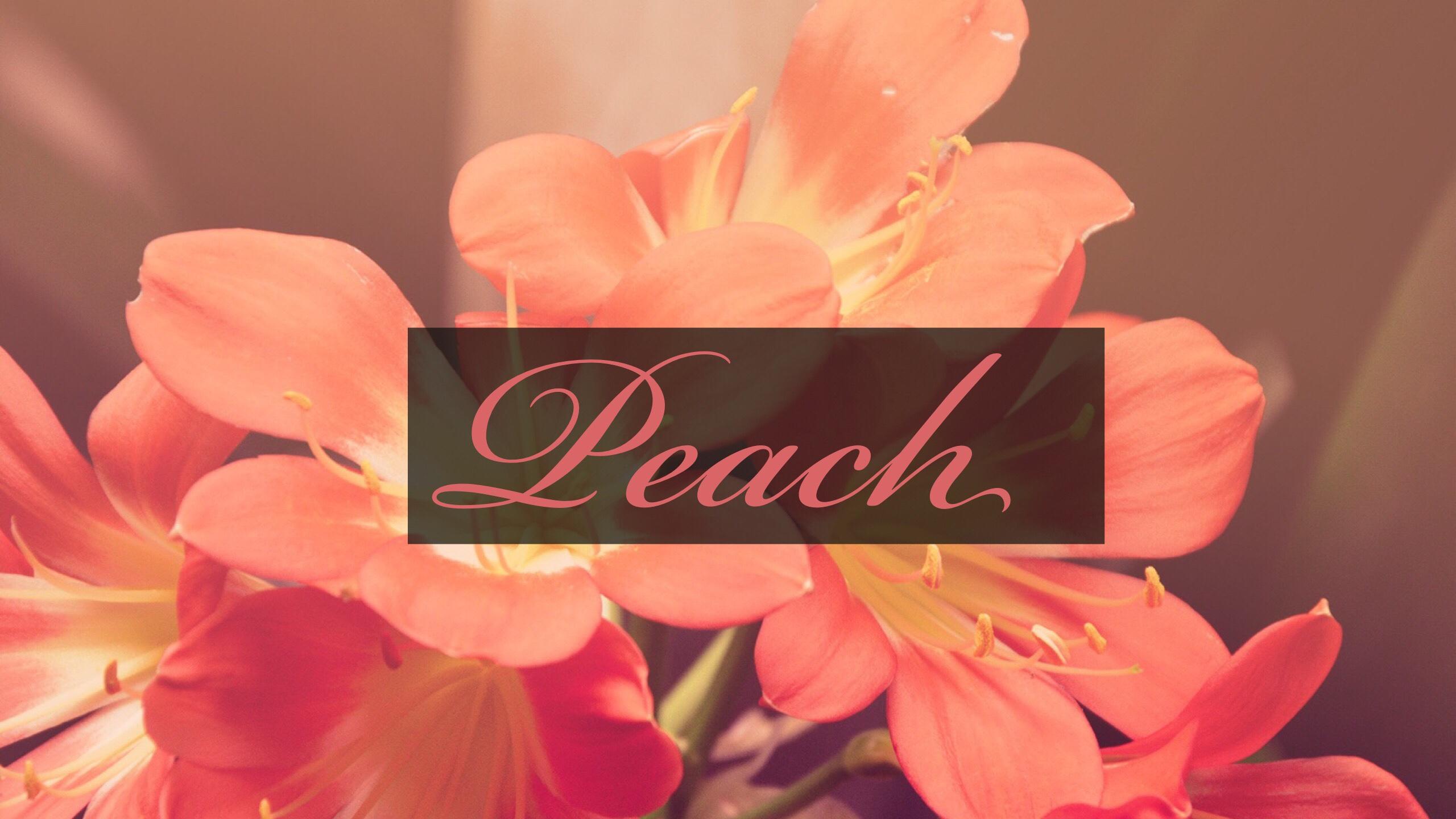 Peach Package