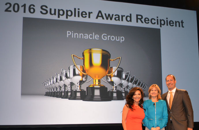 ATT Honors Pinnacle Group with the 2016 Supplier Award