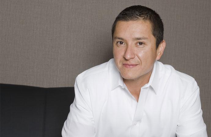 Freddy Vaca Headshot