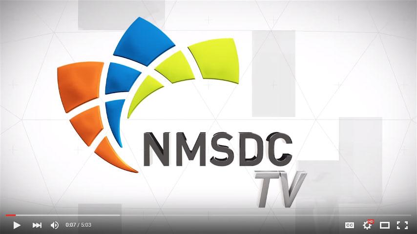 NMSDC video screengrab
