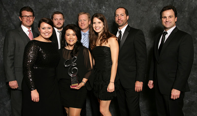 Pinnacle Group was awarded the prestigious E-Award by the Dallas Fort Worth Minority Supplier Development Council.