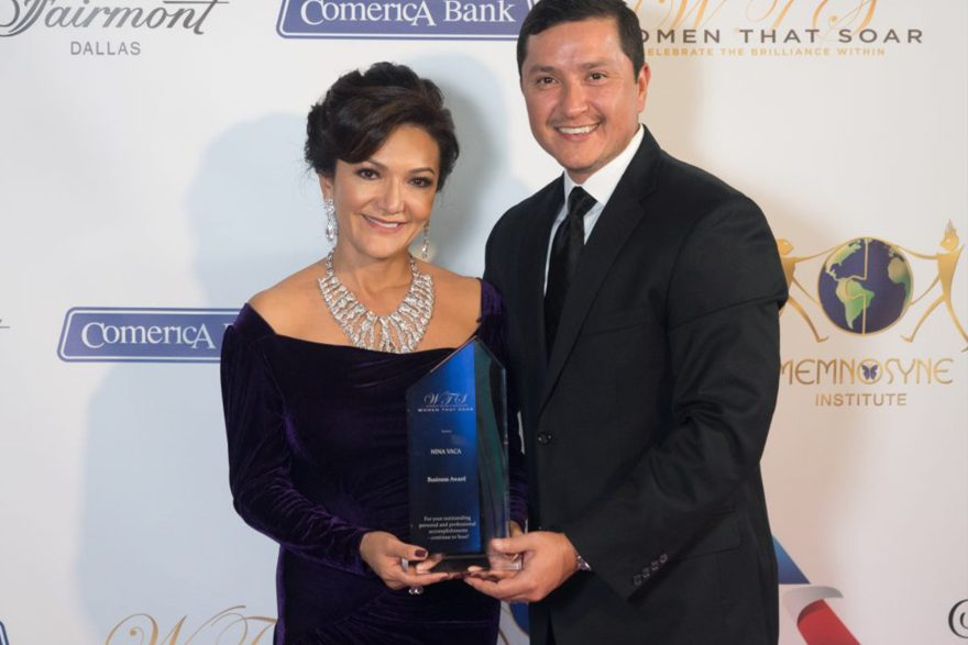 Pinnacle Group Chairman and CEO Nina Vaca