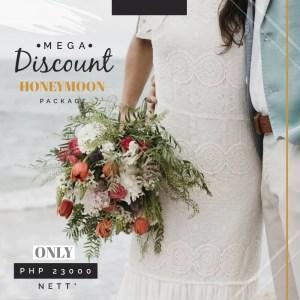 Pinnacle Boracay's Honeymoon Package