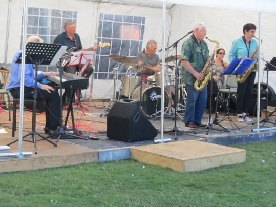 Fats Rollini Jazz & blues Band