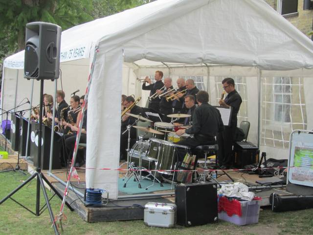 The Stardust Big Band