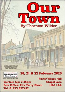 Pinner Players - Our Town