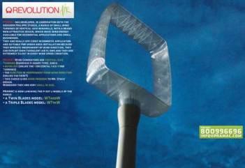 Pramac Revolutionair di Philippe Starck