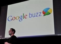google buzz (WinCE)