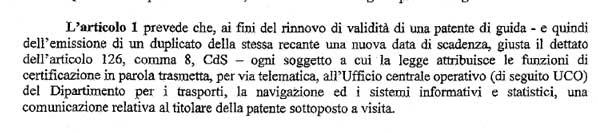 articolo-1-patente-senza-fax
