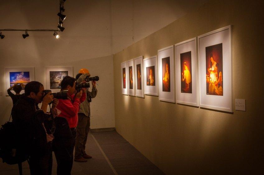 Mostra fotografica di Pino Coduti a Lishui in Cina