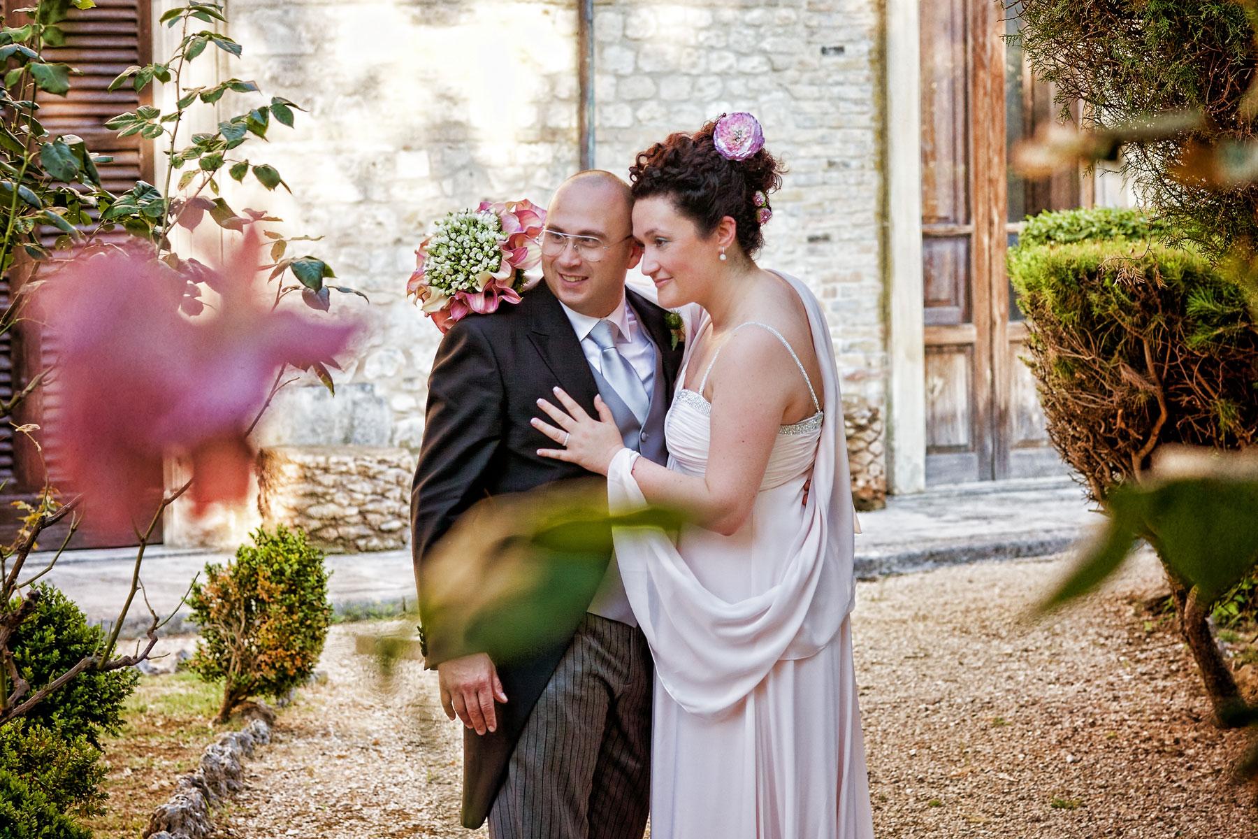 Matrimonio a Santa Maria D'Arabona Chieti