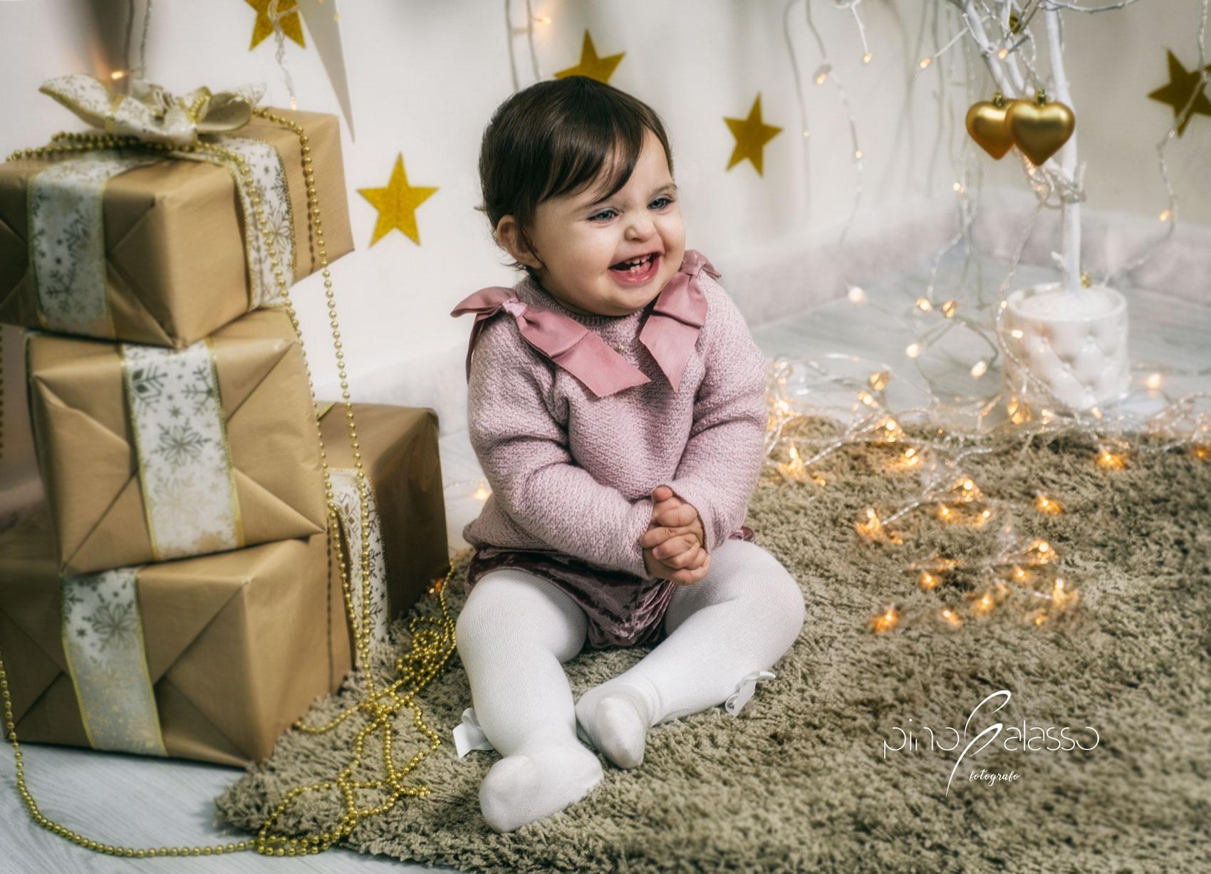 fotografia per mini sessione di Natale