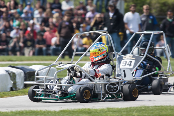 Jimmy Simpson wins the 2015 Purdue Grand Prix