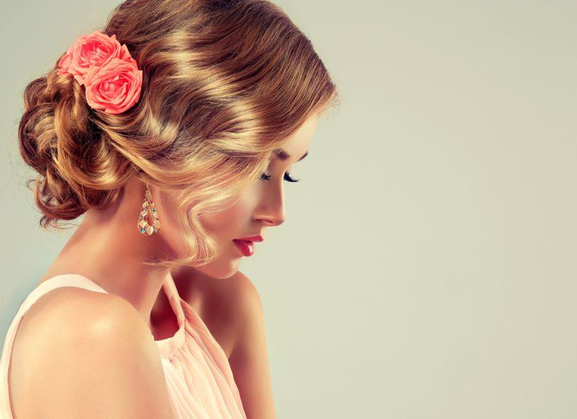 Elegant Hair Style Pino Salon