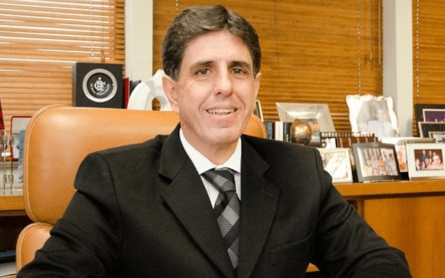 Mauriccio Gomes de Mattos Vicepresidente del Flamengo (Brasil)