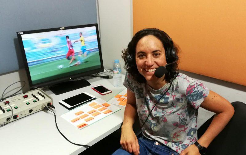 Natalia Arroyo Clavell - Periodista y Entrenadora