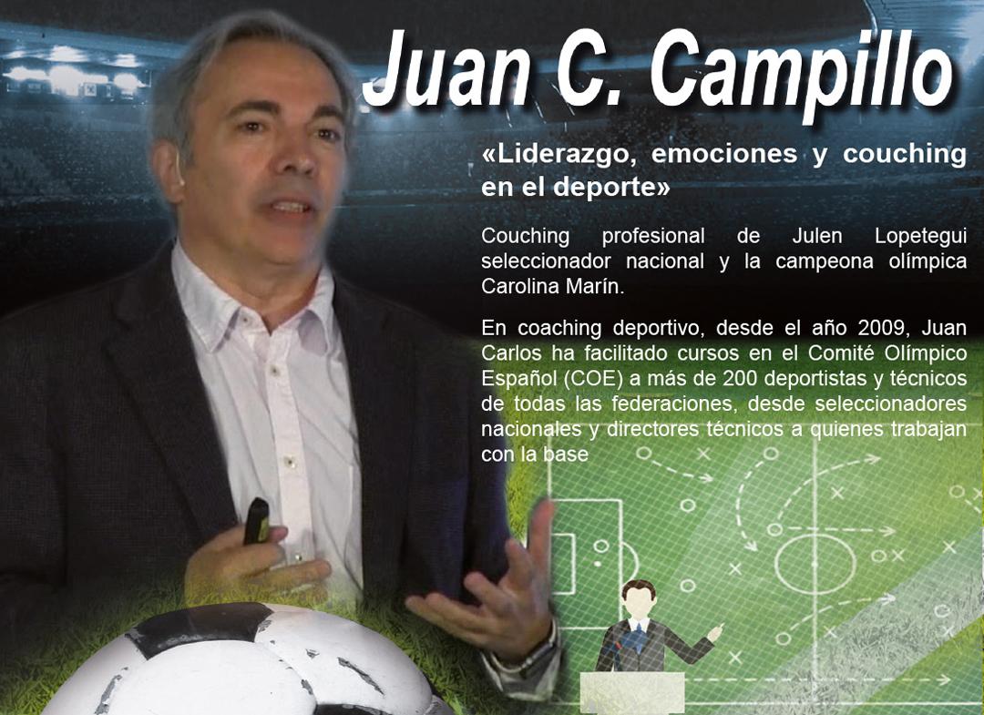 Juan C. Campillo - Coaching Profesional