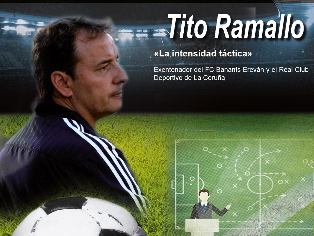 Tito Ramallo - Entrenador Profesional