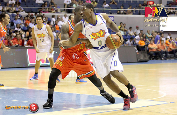 Othyus Jeffers to Leave TNT due to NBA Contract Complications