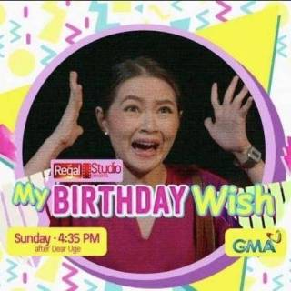 REGAL STUDIO Presents My Birthday Wish October 24, 2021