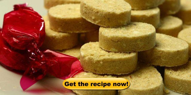 Polvoron Recipe