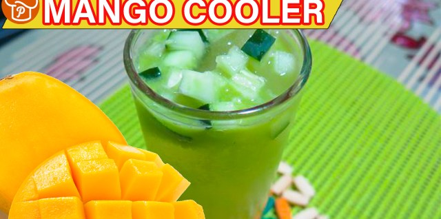 Mango Cooler Recipe