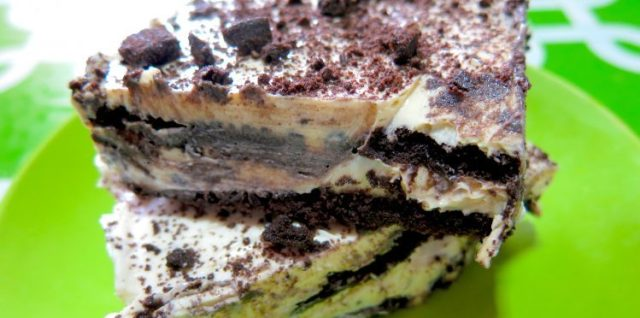 No Bake Oreo Dessert Recipe
