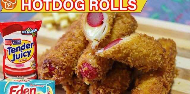 Hotdog Rolls Recipe