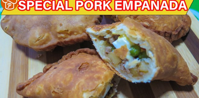Special Pork Empanada Recipe