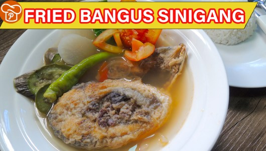 Fried Bangus Sinigang Recipe