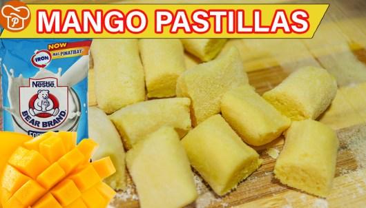 Mango Pastillas Recipe
