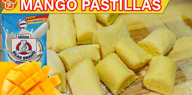 Mango Pastillas Recipe