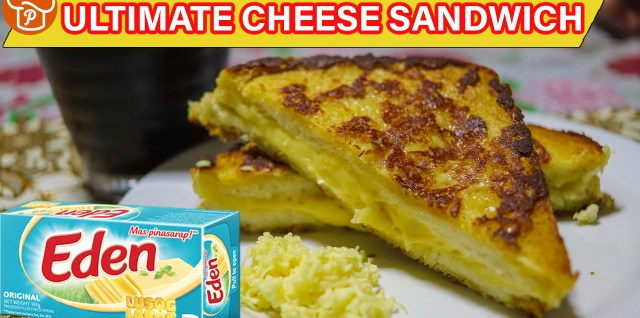 Ultimate Cheese Sandwich Recipe