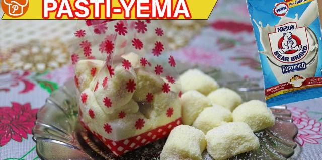 Pasti Yema Recipe