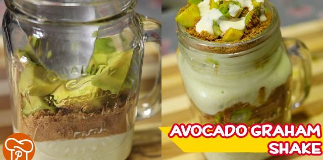 Avocado Graham Shake Recipe