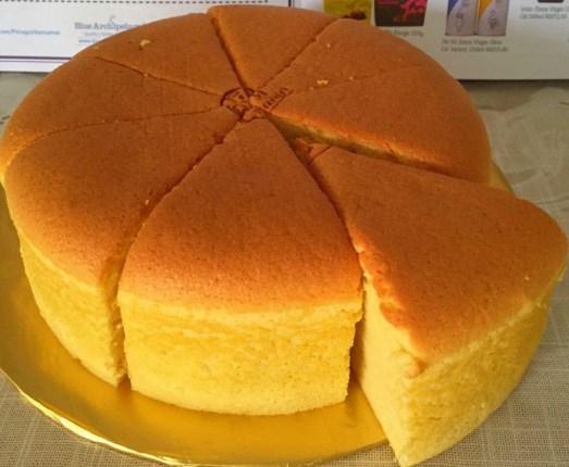 Rice Cooker Sponge Cake Recipe