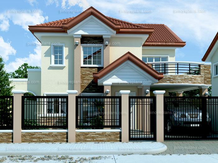 Modern House Design 2012005 Pinoy EPlans Modern House