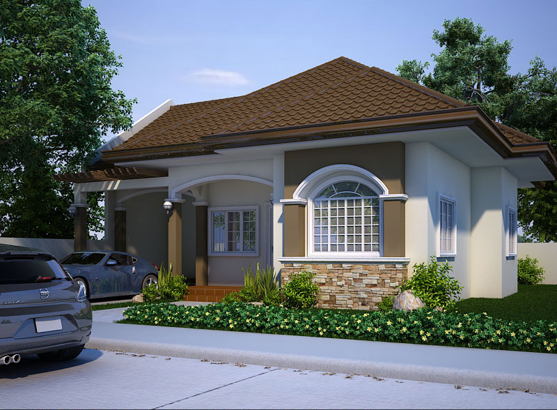 Small House Design-2013004 | Pinoy ePlans - Modern House ...
