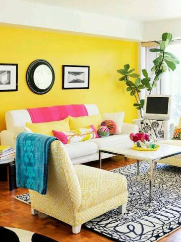 Colorful-Living Room6