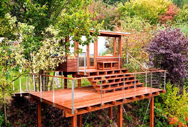 25 Amazingly Cool Tree Houses Pinoy Eplans