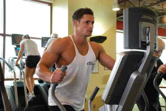 There are many advantages on using elliptical trainer machines.