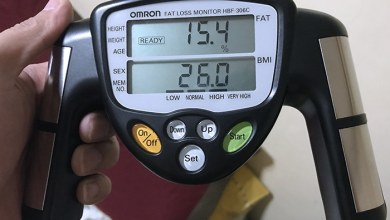 omron fat loss monitor device review jeff alagar fitness health blog philippines image4