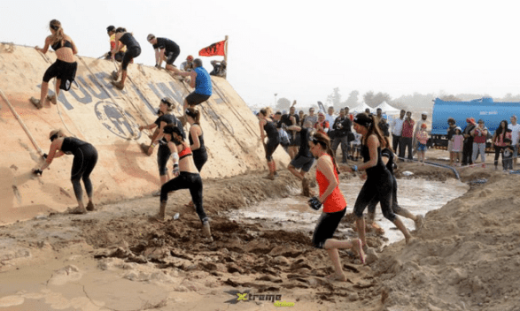 Spartan Race Philippines: A Test of endurance and willpower.