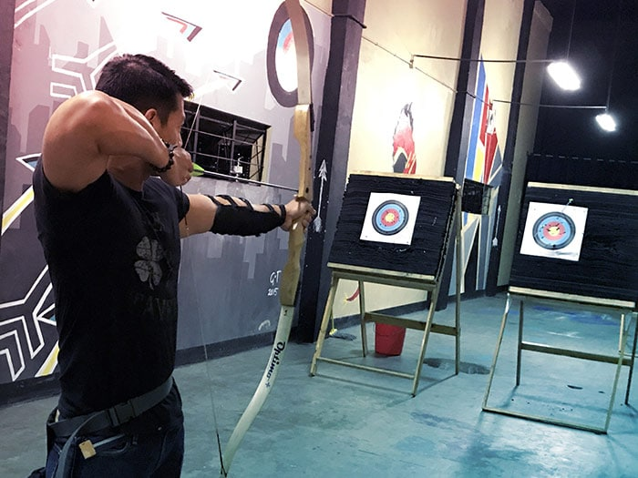 Hit That Bull's Eye At The Archery Academy