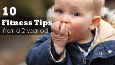 Photo of 10 Fitness Tips You Can Learn From A Two-Year Old