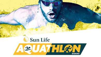 Photo of Join The First Sun Life Aquathlon 2017