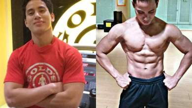 Photo of #PinoyFitspiration 12: Coach Joshua Gayta