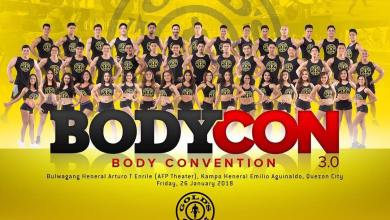 Photo of Gold's Gym Philippines: BODYCON 3.0 Finals Night